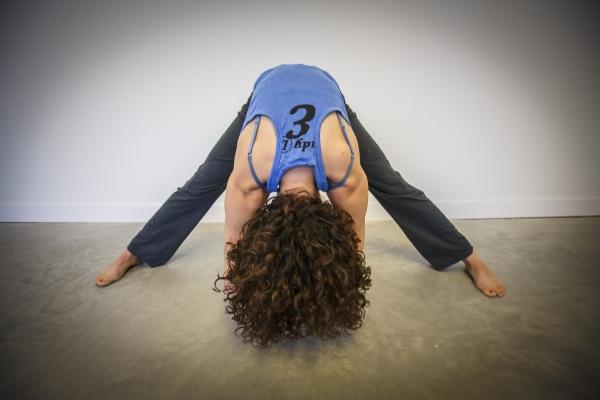 Yogaya Yogaschool Gilleske Kreijns yogapose